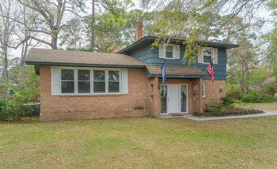 Beaufort, Beaufort Sc, Beaufot Single Family Home For Sale: 2601 S Royal Oaks Drive