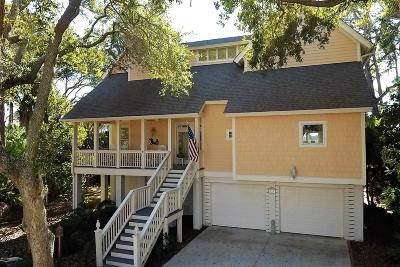 Fripp Island Single Family Home For Sale: 125 Ocean Creek Boulevard