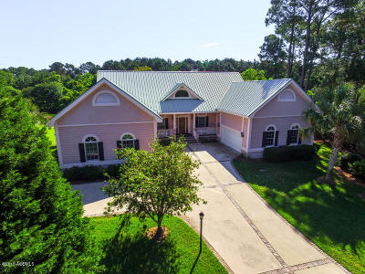 Beaufort County Single Family Home For Sale: 1509 Gleasons Court