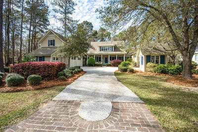 Beaufort County Single Family Home For Sale: 26 Colonel Hazzard Road