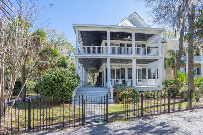 Beaufort County Single Family Home Under Contract - Take Backup: 15 Waterside Drive