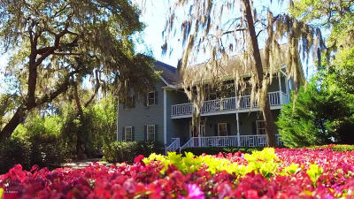 Beaufort County Single Family Home For Sale: 44 Minuteman Drive