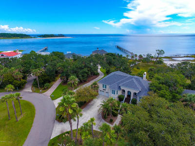 Fripp Island Single Family Home For Sale: 11 River Club Drive