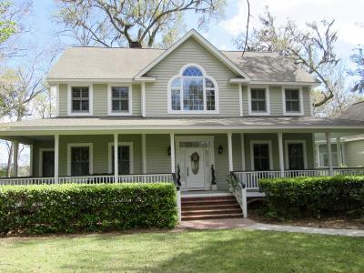 Seabrook Single Family Home For Sale: 113 Bull Point Drive