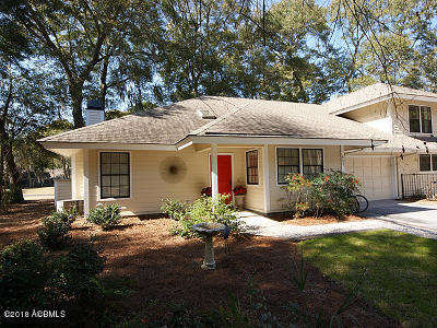 Beaufort County Condo/Townhouse For Sale: 642 S Reeve Road