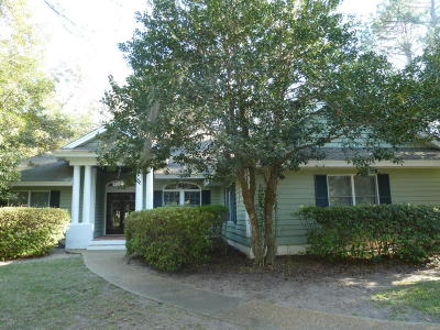 Beaufort County Single Family Home For Sale: 208 Fort Howell Drive