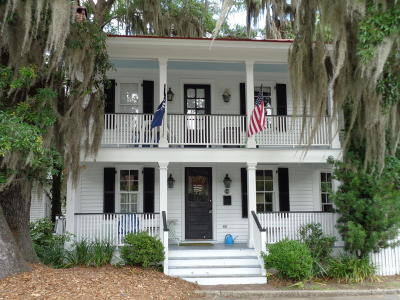 Beaufort, Beaufort Sc, Beaufot, Beufort Single Family Home For Sale: 509 Hamar Street