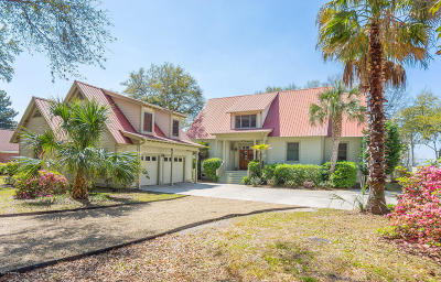 Beaufort Single Family Home For Sale: 129 Sunset Boulevard