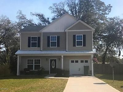 Beaufort, Beaufort Sc, Beaufot Single Family Home For Sale: 31 Spearmint Circle