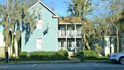 Historic Dist/Old Pt., Historic District/Bay Single Family Home For Sale: 505 Carteret Street