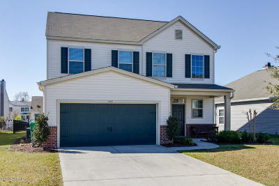Beaufort County Single Family Home For Sale: 249 Pickett Mill Boulevard