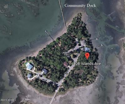 Beaufort, Beaufort Sc, Beaufot, Beufort Residential Lots & Land For Sale: 408 Islands Avenue