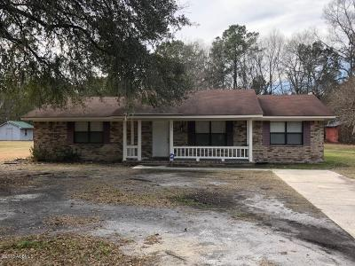 Ridgeland SC Single Family Home Under Contract - Take Backup: $115,000