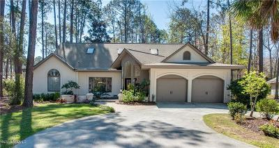 Beaufort County Single Family Home For Sale: 11 Sweetwater Lane