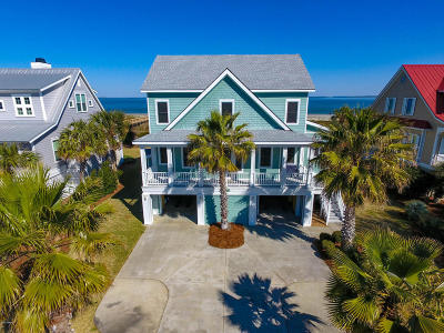 Beaufort County Single Family Home For Sale: 158 Harbor Drive N