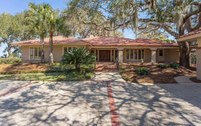 Beaufort, Beaufort Sc, Beaufot Single Family Home For Sale: 136 Spanish Point Drive