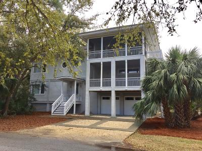 Beaufort County Single Family Home For Sale: 837 Bonito Drive