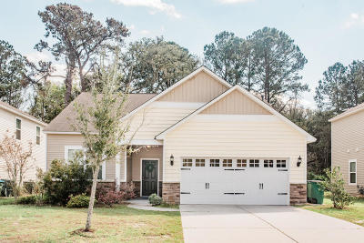 Beaufort, Beaufort Sc, Beaufot Single Family Home For Sale: 3 Whitewater Way