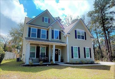 Beaufort, Beaufort Sc, Beaufot, Beufort Single Family Home For Sale: 1051 Otter Circle
