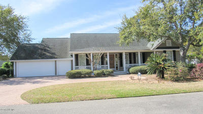 Beaufort County Single Family Home For Sale: 12 Big Dataw Point