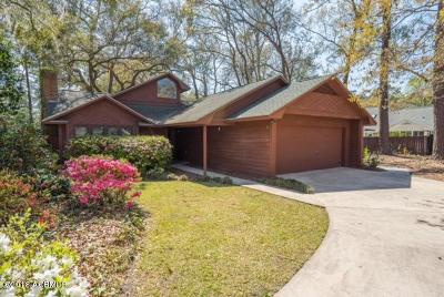 Beaufort, Beaufort Sc, Beaufot, Beufort Single Family Home For Sale: 8 Chesterfield Drive