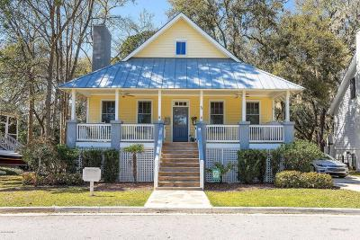Beaufort, Beaufort Sc, Beaufot, Beufort Single Family Home For Sale: 75 Bostick Circle