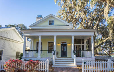 Beaufort County Single Family Home For Sale: 2 Addison Street