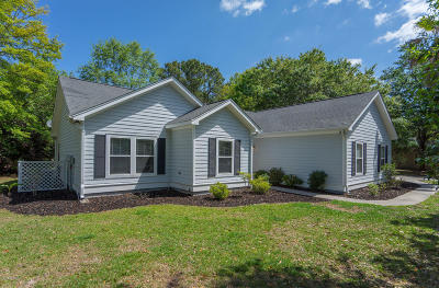 Beaufort County Single Family Home For Sale: 36 Barnwell Drive