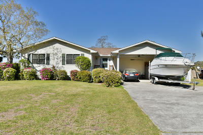 Beaufort County Single Family Home Under Contract - Take Backup: 1814 Carolina Avenue