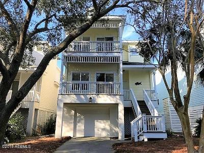 Fripp Island Single Family Home For Sale: 748 Bonito Road