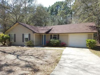 Beaufort County Single Family Home Under Contract - Take Backup: 21 Robin Way