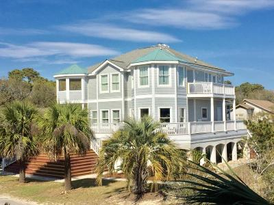 Fripp Island Single Family Home For Sale: 718 Pompano Road