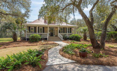 Beaufort Single Family Home For Sale: 59 Arbor Victory Road