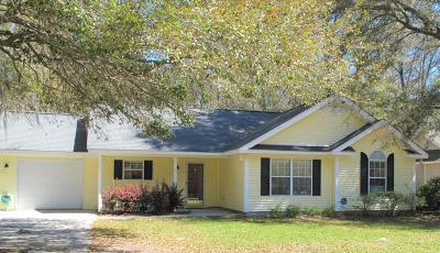 Beaufort County Single Family Home For Sale: 6 Meagan Drive