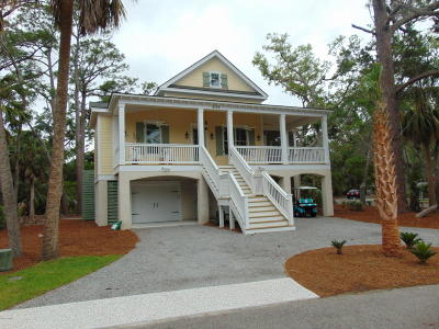 Fripp Island Single Family Home For Sale: 302 Deer Pointe Court