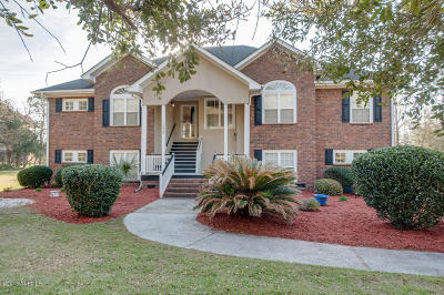 Beaufort County Single Family Home For Sale: 100 Little Capers Road
