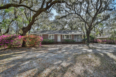Beaufort, Beaufort Sc, Beaufot, Beufort Single Family Home For Sale: 1403 Church Street