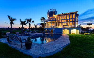 Fripp Island Single Family Home For Sale: 522 Porpoise Drive