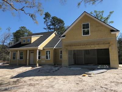 Beaufort County Single Family Home For Sale: 9 Fox Sparrow Road