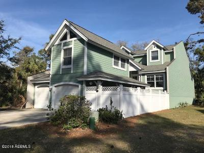 Fripp Island Single Family Home For Sale: 427 Wahoo Drive