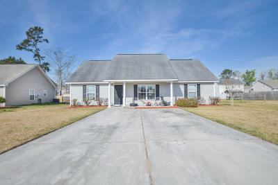 Beaufort County Single Family Home For Sale: 5 Julep Street