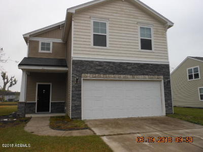 Beaufort, Beaufort Sc, Beaufot, Beufort Single Family Home For Sale: 41 Cedar Creek Circle
