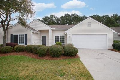 Beaufort County Condo/Townhouse For Sale: 22 Purry Circle