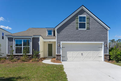 Beaufort, Beaufort Sc, Beaufot, Beufort Single Family Home For Sale: 7 Duck Branch Court