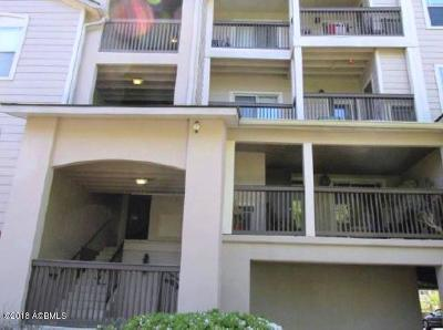 Beaufort County Condo/Townhouse For Sale: 80 Paddle Boat Lane #809