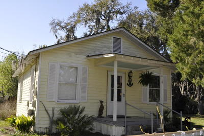 Beaufort County Single Family Home For Sale: 610 Pilot Street
