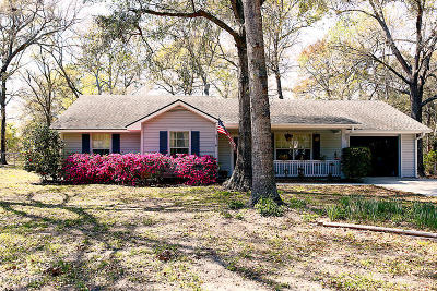 Beaufort SC Single Family Home Sold: $192,000