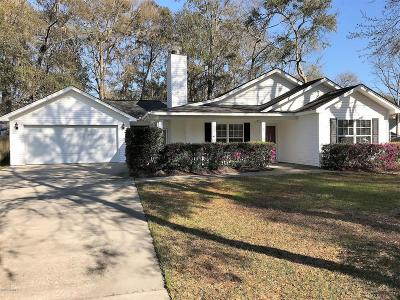 Beaufort County Single Family Home Under Contract - Take Backup: 22 Brickman Way
