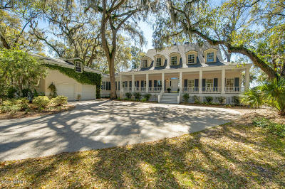 Beaufort County Single Family Home For Sale: 6 Shellfish