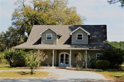 Beaufort, Beaufort Sc, Beaufot, Beufort Single Family Home For Sale: 90 Tuscarora Avenue